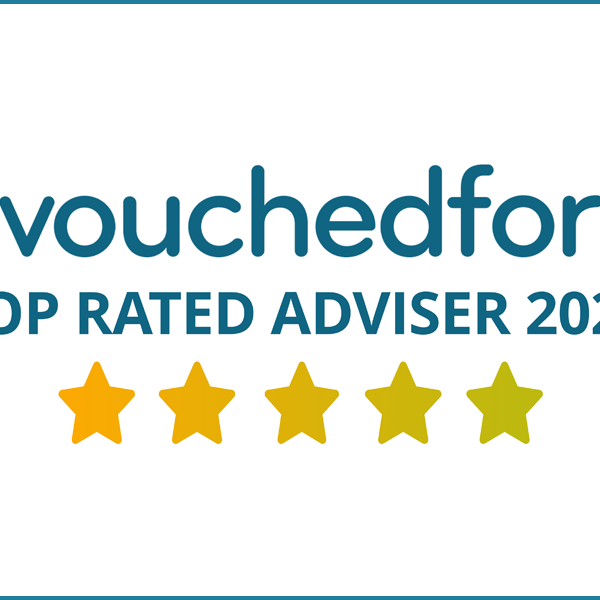VouchedFor - Top Rated Advisor 2020
